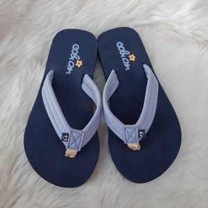 Cobian Girl Blue Sandals Sz 11